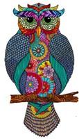 Owlmazing Fine Art Print