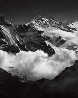 Mountains BW Fine Art Print