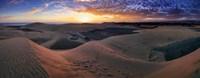 Panorama Maspalomas Dunes Fine Art Print