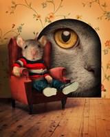 Mice Series #3.5 Fine Art Print