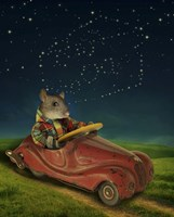 Mice Series #5.5 Fine Art Print