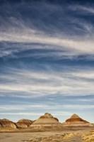 Arizona Painted Sky I Framed Print