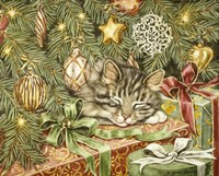 Not A Creature Was Stirring Fine Art Print