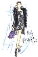Lady Stardust Fine Art Print