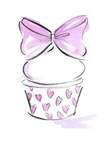 Cupcake 6 Fine Art Print