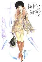 Knitting Factory Fine Art Print