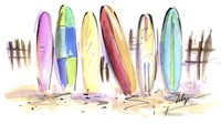 Surf's Up Fine Art Print
