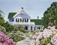 Isabel's Garden Fine Art Print