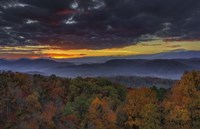 Smokies Sunrise Fine Art Print