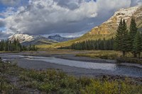 Soda Butte Creek Scenery (Yellowstone) Fine Art Print