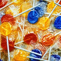 Lollipops Fine Art Print