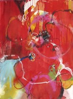 Blooming Red Fine Art Print