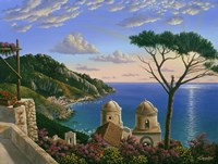 Villa Rufolo - Italy Fine Art Print
