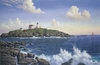 Cape Neddick - Maine Fine Art Print