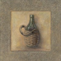 Jar in A Vase 2 Framed Print