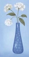 Blue Vase 1 Framed Print