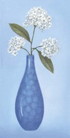 Blue Vase 2 Fine Art Print