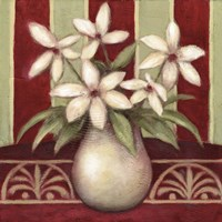 Lively Lily Framed Print