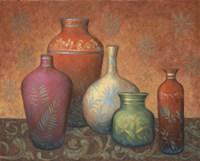 Vases 5 Fine Art Print