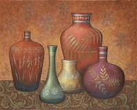 Vases 6 Framed Print