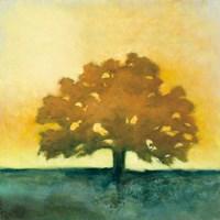 Under the Oak II Fine Art Print