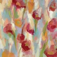 Breezy Floral II Framed Print