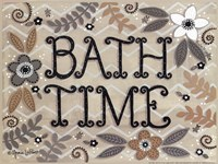 Bath Time Fine Art Print