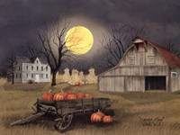 Harvest Moon Fine Art Print