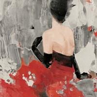 Beautiful Gaze II Neutral Fine Art Print
