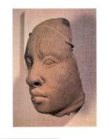 Head Fragment Fine Art Print