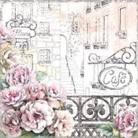 Paris Roses I Fine Art Print