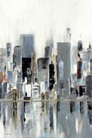 City Bridge Fine Art Print