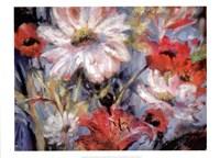 Tangled Garden I Fine Art Print