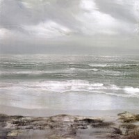 Grey Dawn Fine Art Print