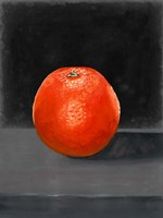Fruit on Shelf II Fine Art Print