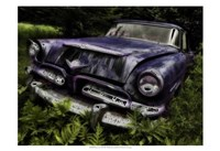 Rusty Auto II Fine Art Print