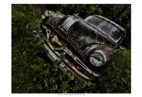 Rusty Auto III Fine Art Print
