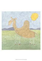 Quinn's Camel Fine Art Print