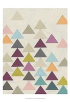 Confetti Prism VIII Framed Print