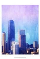Chi Town I Fine Art Print