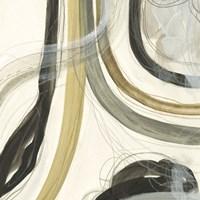 Neutral Lines II Framed Print