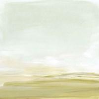 Intangible Horizon I Framed Print