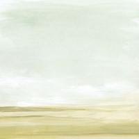 Intangible Horizon II Framed Print