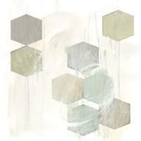 Honeycomb Reaction IV Fine Art Print