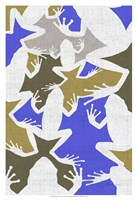 Hopper Panel I Framed Print