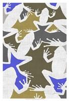 Hopper Panel II Framed Print