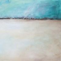 Mystic Sand II Framed Print