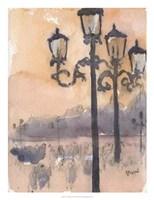Venice Watercolors I Fine Art Print