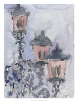 Venice Watercolors II Fine Art Print