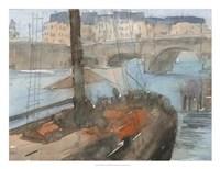 Venice Watercolors IV Fine Art Print